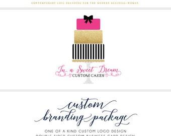 Custom Branding Package - Custom logo design, Custom Business card, Letterhead design, Custom cover photo, custom photography branding