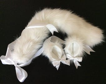 Pure Kitten Play Set Tail & Ears