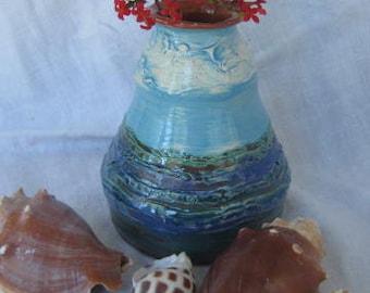 Sea Scape Vase Medium