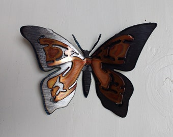 Red Admiral Butterfly (Small)