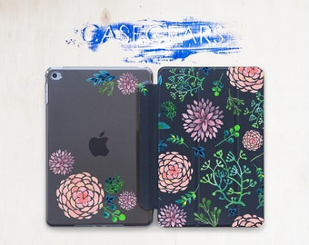 Flowers iPad 3 case Floral iPad Pro 9.7 case ipad 4 cover ipad mini 4 cover cover ipad pro 9.7 case ipad 3 iPad Mini 3 iPad 3 CGSC001
