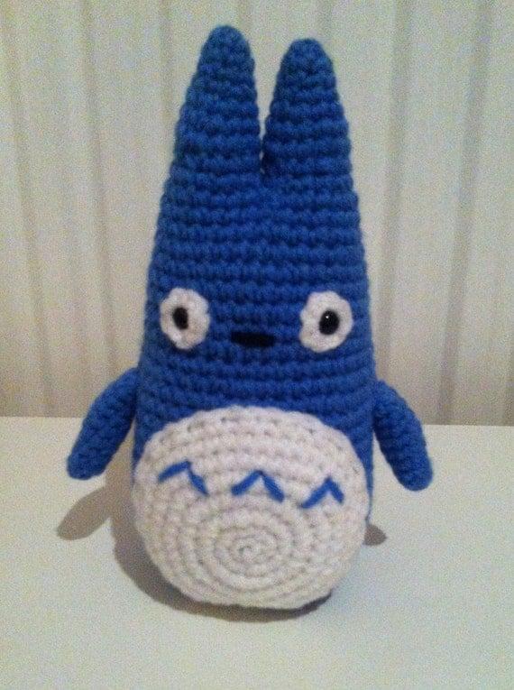 Amigurumi Totoro Ohje : Totoro Crochet Totoro Amigurumi Totoro Handmade by ...