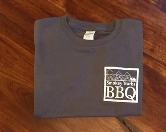 Smokey 'Burbs BBQ YOUTH T-Shirt
