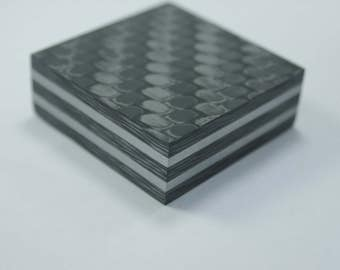 "Carbonplate 5/8"" (Aluminium resin), premium quality."