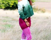 Paisley Leggings  Plus Size Leggings  Plus Size Yoga Pants  Bamboo Leggings  Plus Size Festival Leggings  Plus Size Hippie Clothing