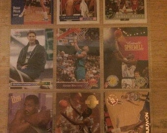 1991-199 Basketball Collectible Cards (24 Cards)