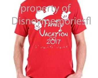 Disney family shirts, family, Disney, vacation, orlando