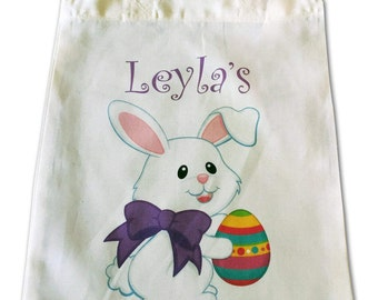 Easter treat bag etsy personalised easter treat bag negle Image collections