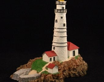 Danbury Mint Boston Lighthouse 1992 - Series 1 from the Danbury Mint