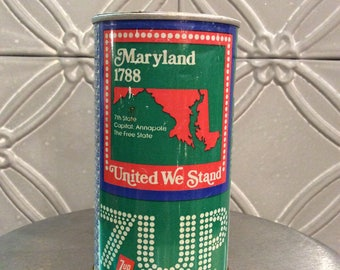 Vintage Pop Can Candle