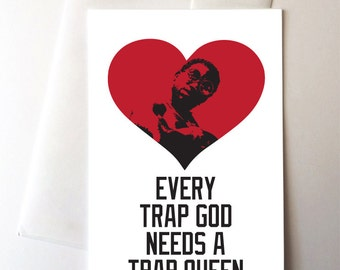 Gucci Mane Love Card