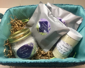 Lavender Lovers Bundle ~ W/ Gift Tag of your Choosing