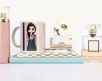 Gucci Girl Fashion Coffee Mug