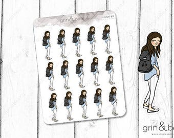 Ready Set Go - Everyday Girl Stickers (EG010)