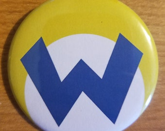 Wario Inspired Buttons