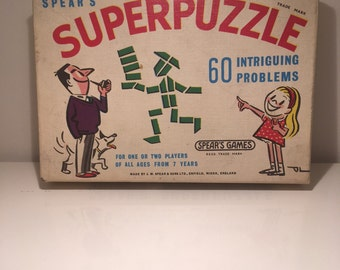 Spear's Superpuzzle Game