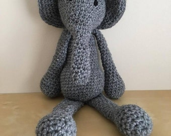 Crochet Animal - Elephant