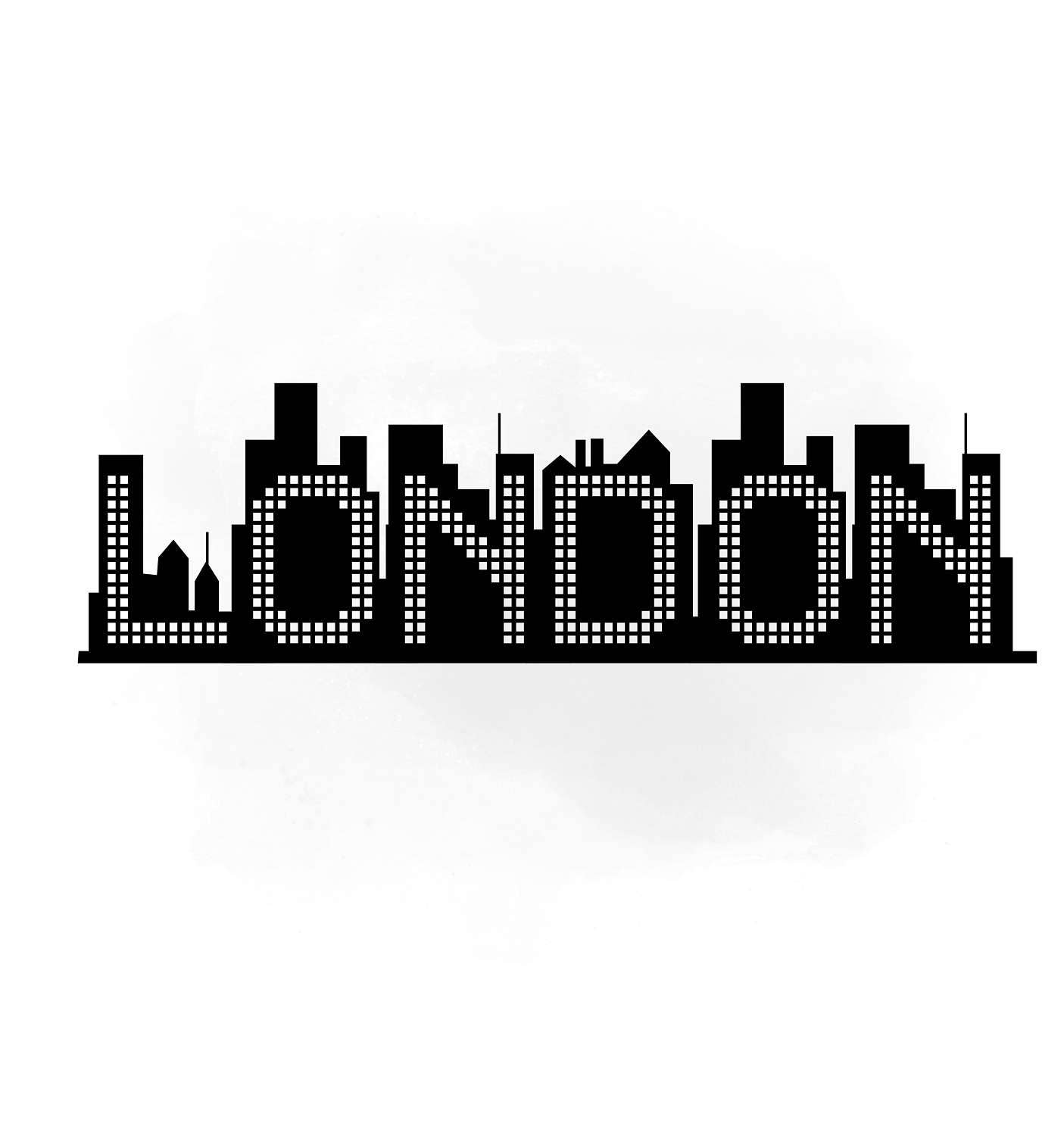 London Skyline New York Svg Clipart International City