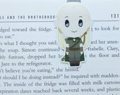 Legolas  - Magnetic bookmark - Tolkien || lord of the rings | book lover gifts | bookmark | bookish | bookmarks | lotr | magnetic bookmarks
