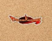 Dreamkeepers Sticker- Webcomic Stickers DK040