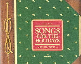 Songs for the Holidays - Music Cassette
