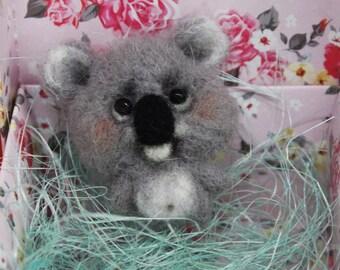 Brooch Koala (Koala Brooch)