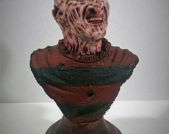 Freddy Krueger Bust