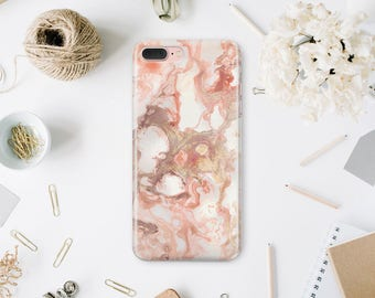 Mars Marble Case For Iphone 7 Phone 7 Plus Red Case iPhone 6 Wrap Phone 6s Case iPhone Phone 6s Plus Case iPhone 6 Plus Case Marble MN129