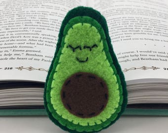 Avocado Bookmark