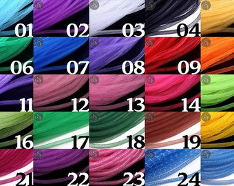 3 m power hose of 8 mm colours in many different