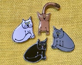 Cat Lovers Mosaic Tile Ce...