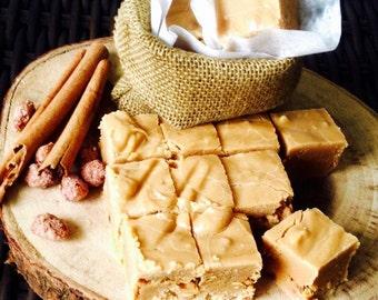 Cinnamon Roasted Almond Fudge (1 lb)