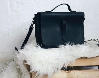 Black women bag, small bag crossbody, purse leather crossbody, shoulder bag women, leather purses, monogram purse, bag women, handmade bag