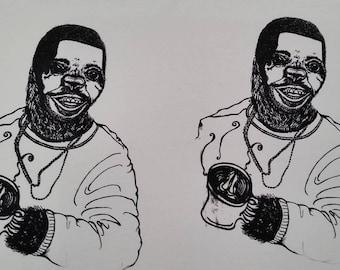 Drake Sloth T-shirt