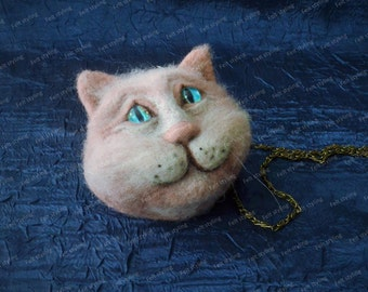 Cat purse.