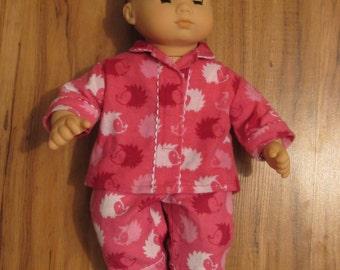 "15"" Doll Bitty Baby pajamas"
