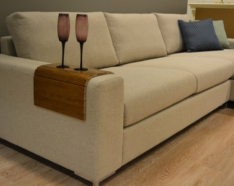 Hnliche artikel wie couchmaid tabelle top original sofa for Sofa tablett