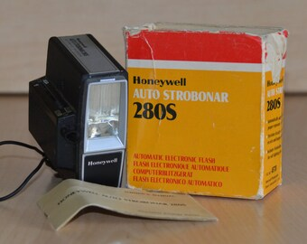 Honeywell Auto Strobonar 280S Electronic Flash