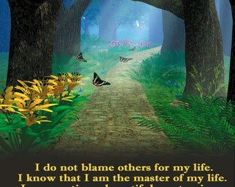 Positive Affirmations 37  downloadable HD cards!!