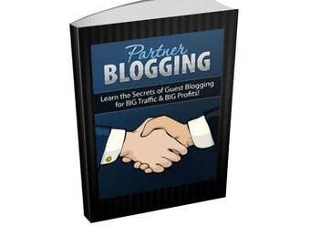Partner Blogging - Blogging Ebook