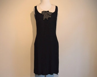 Vintage 1960's Peck & Peck Dress; 60's Dress
