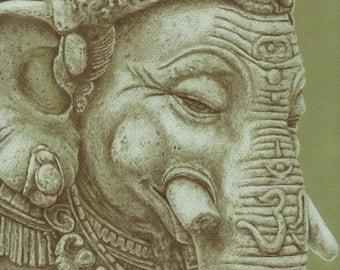 Ganesha statue ganapati vinaiaka ganesh hindu hinduism