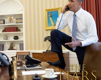 Barack Obama's Vintage Clock (Not Really...)