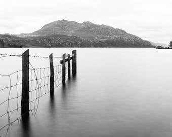 Loch Maree Print
