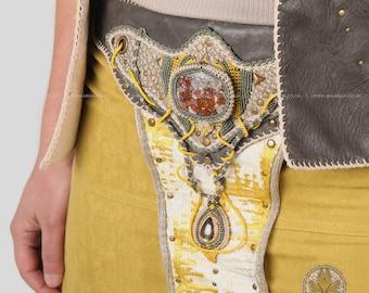 Caupuri Collection - Handmade Macrame Skirt