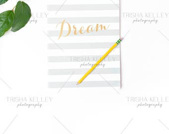 Dream Notebook with Pencil