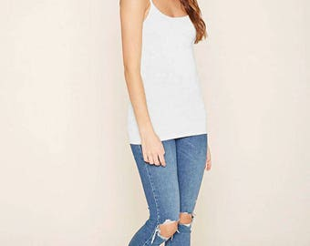 Cami Tank Top - Basic Cami - One Size Fits Most