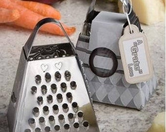 "A""Grate"" Love Collection Cheese Grater"