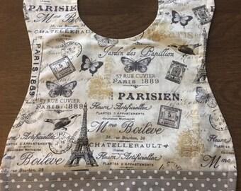 Parisien Bib