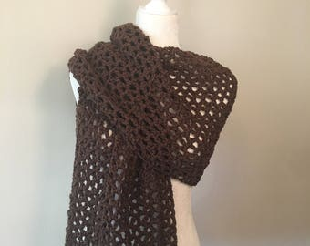 Crochet wrap / shawl